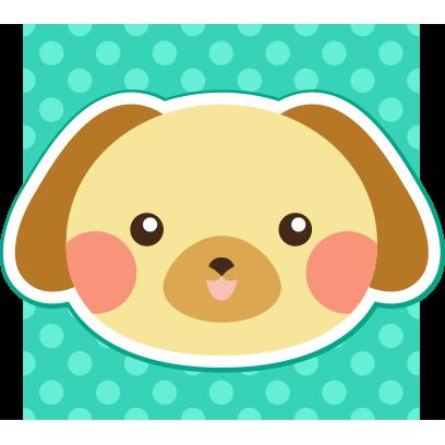 CuteAniLabelSt messages sticker-7