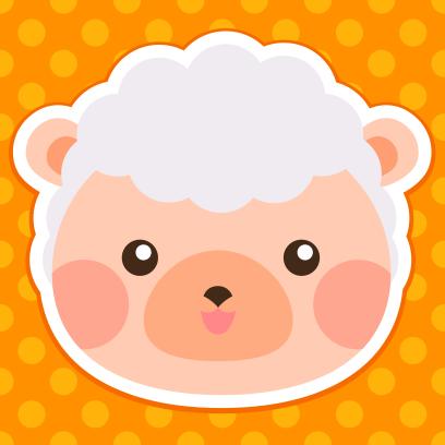 CuteAniLabelSt messages sticker-5