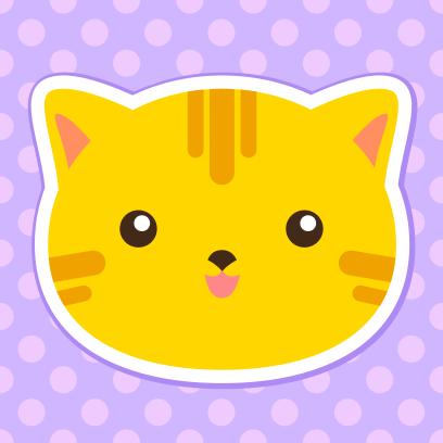 CuteAniLabelSt messages sticker-3