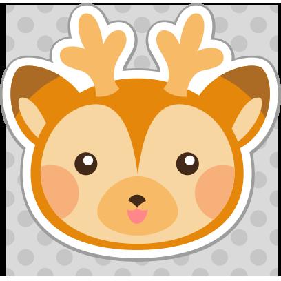 CuteAniLabelSt messages sticker-10