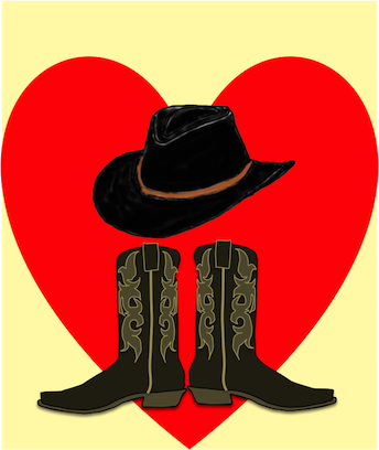 Country Music Stickers messages sticker-10