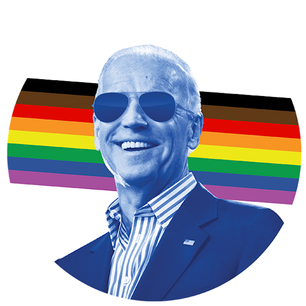 Team Joe Campaign App messages sticker-5
