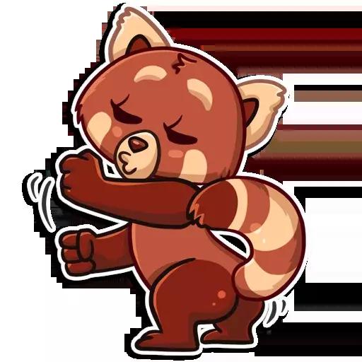 Fox Stickers messages sticker-10
