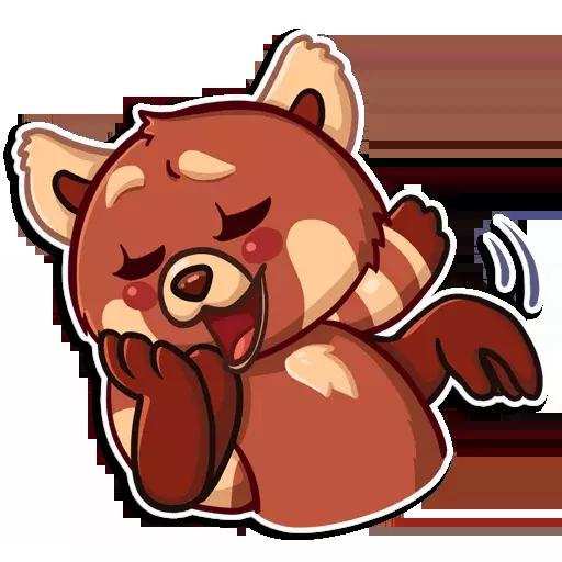 Fox Stickers messages sticker-4