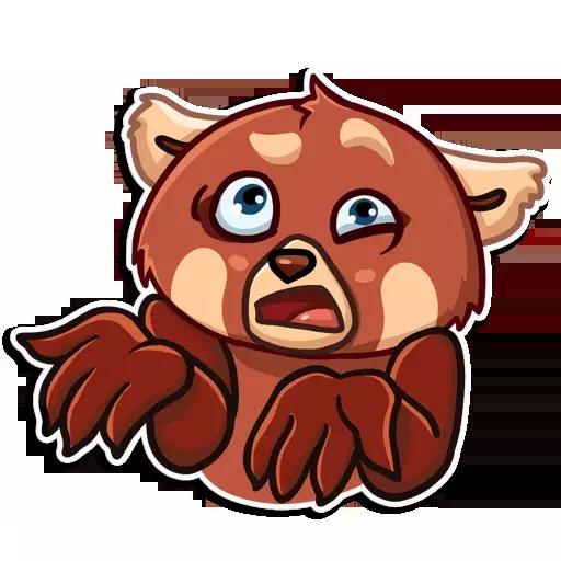 Fox Stickers messages sticker-8