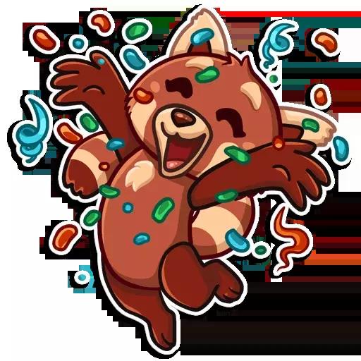 Fox Stickers messages sticker-9