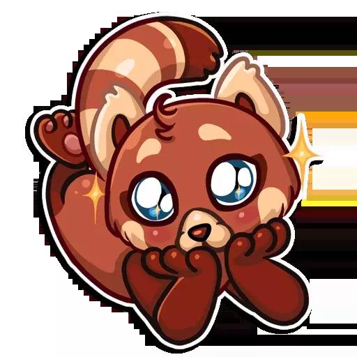 Fox Stickers messages sticker-11