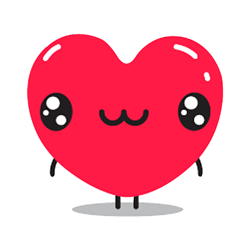 Hearts Stickers messages sticker-1