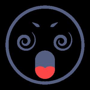 CuteFace-fun sticker messages sticker-1