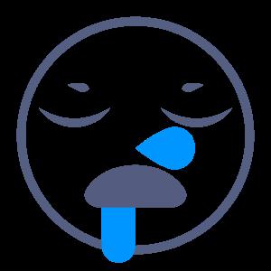 CuteFace-fun sticker messages sticker-9