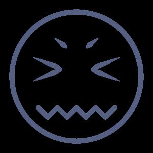 CuteFace-fun sticker messages sticker-10