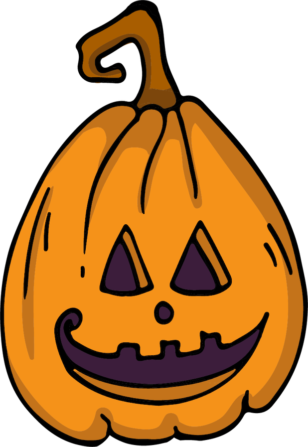 Spooky Halloween Sticker messages sticker-2