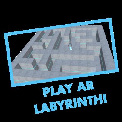AR Labyrinth messages sticker-0