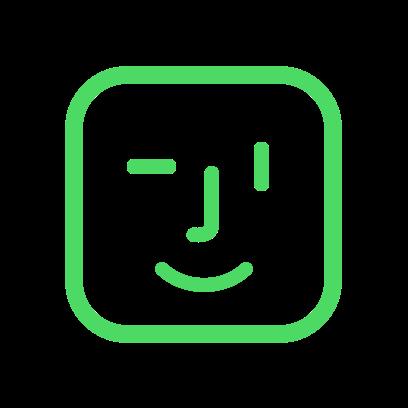 Instaface - Sticker Pack messages sticker-4