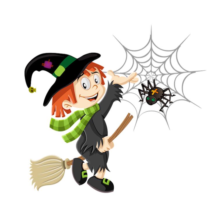 Aufkleber für Halloween messages sticker-9