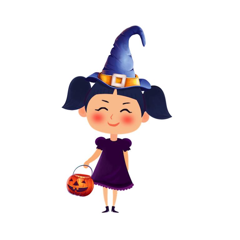 Aufkleber für Halloween messages sticker-6
