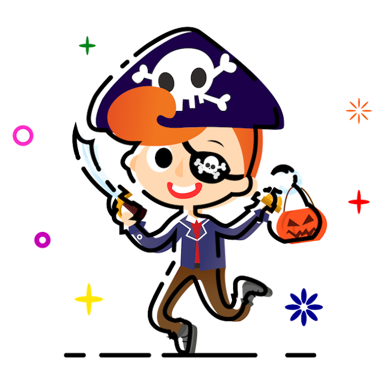 Aufkleber für Halloween messages sticker-7