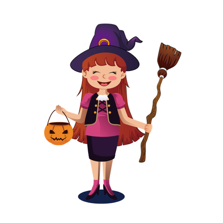 Aufkleber für Halloween messages sticker-10