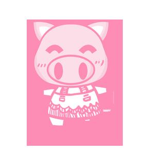 粉红猪 messages sticker-0