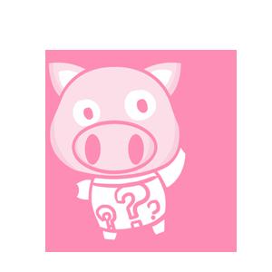 粉红猪 messages sticker-2