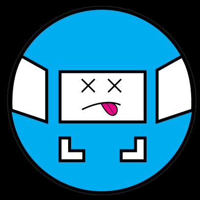 Konburu Emoji Stickers messages sticker-10