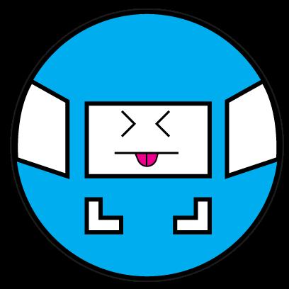 Konburu Emoji Stickers messages sticker-9