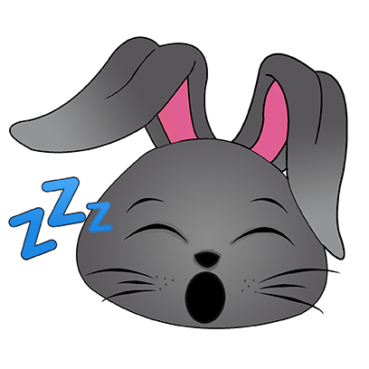 Dre Bunny messages sticker-7