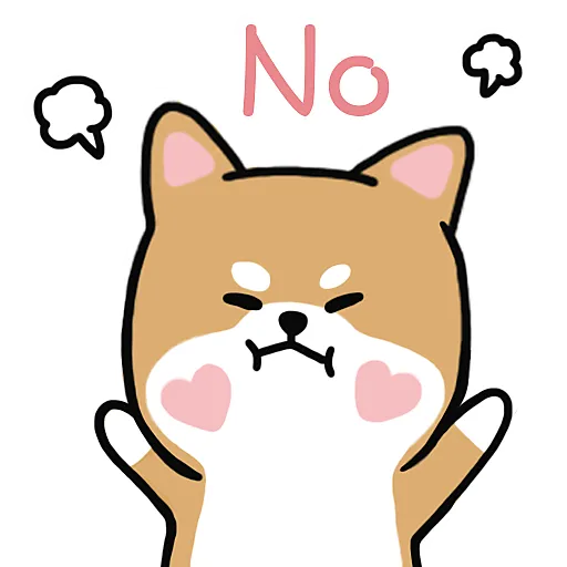 Q.P Dog - Sticker messages sticker-9