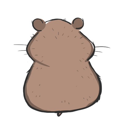 Fig The Hamster messages sticker-6