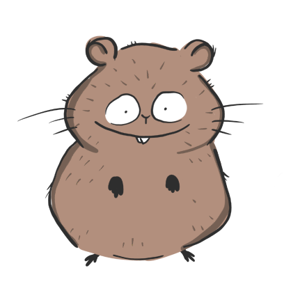 Fig The Hamster messages sticker-11