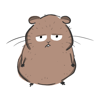 Fig The Hamster messages sticker-0