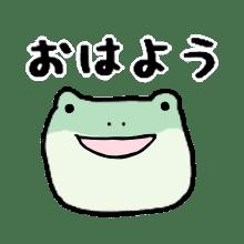 Nhãn Cá Sấu Biểu Cảm Vui Vẻ messages sticker-0