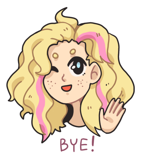 PINK: Lesbians dating chat app messages sticker-0