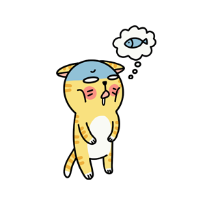 Cat cute messages sticker-11
