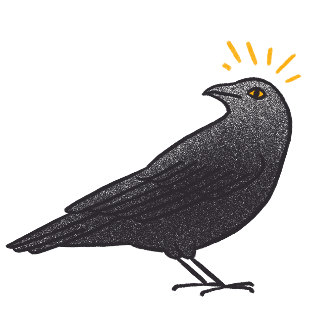 Crow Bro messages sticker-8