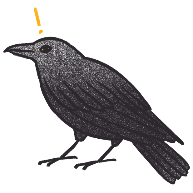 Crow Bro messages sticker-3