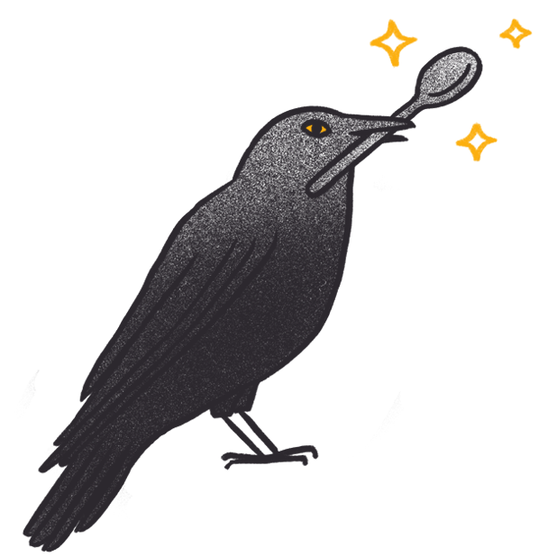 Crow Bro messages sticker-1