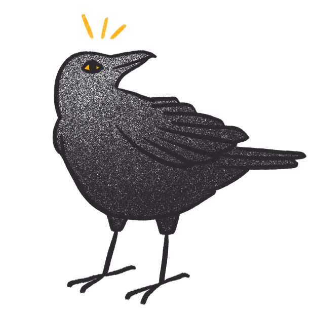 Crow Bro messages sticker-4