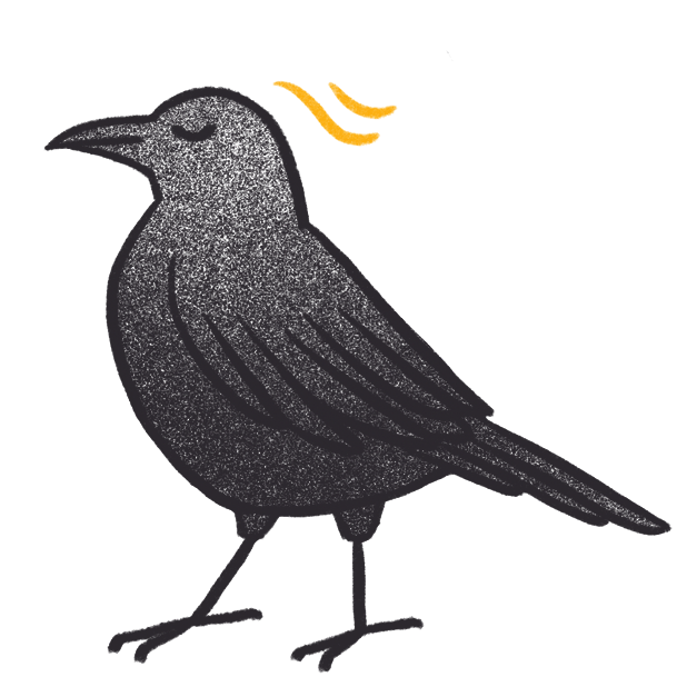 Crow Bro messages sticker-5