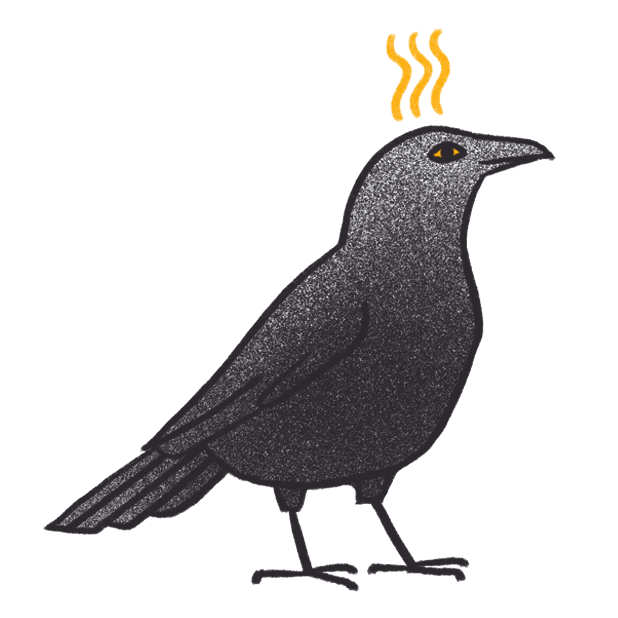 Crow Bro messages sticker-7