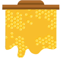 HoneyBeeLovelyStyleStickers messages sticker-7