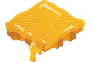 HoneyBeeLovelyStyleStickers messages sticker-8