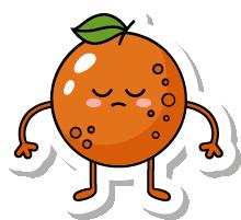 VegetableFruitLivingStickies messages sticker-9