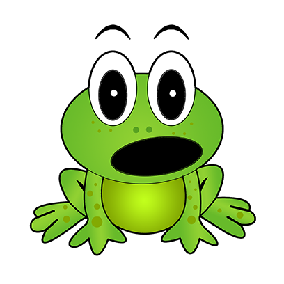Rocko Frog messages sticker-2