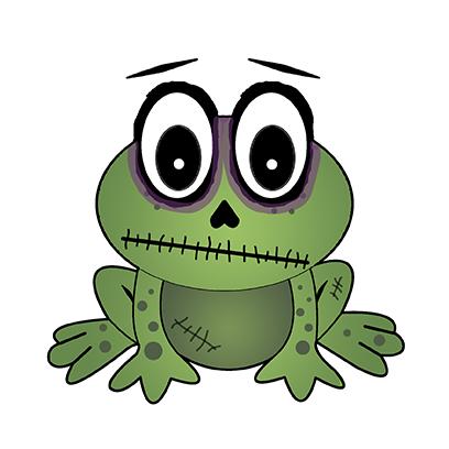 Rocko Frog messages sticker-11