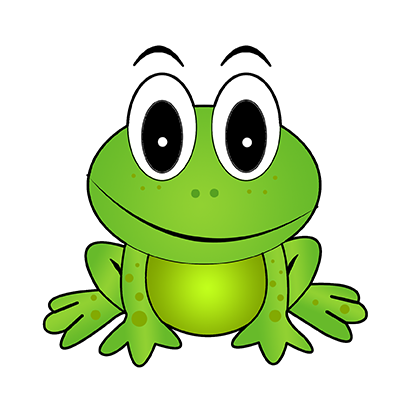 Rocko Frog messages sticker-4