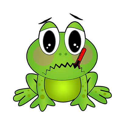 Rocko Frog messages sticker-5