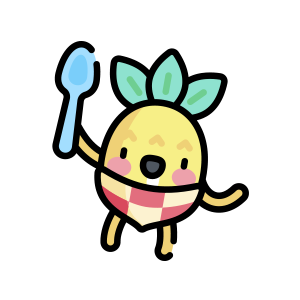 菠萝来了 messages sticker-1