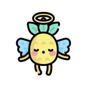 菠萝来了 messages sticker-2