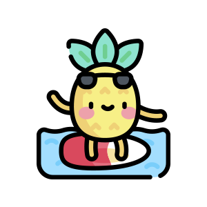菠萝来了 messages sticker-7